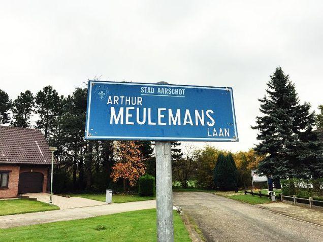Arthur Meulemans Aarschot