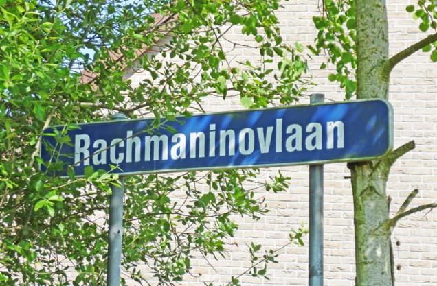 rachmaninovlaan