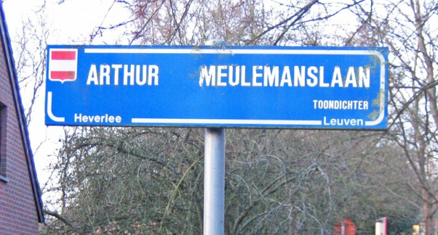 Arthur_Meulemanslaan
